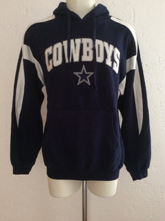 Sudadera Hoodie Dallas Cowboys Authentic Apparel Vaqueros