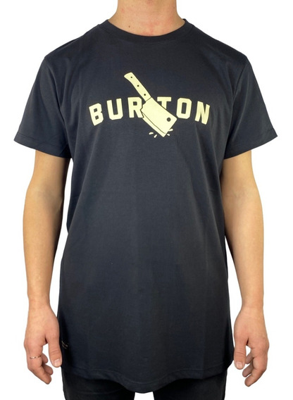 Remera Burton Mc Cuts
