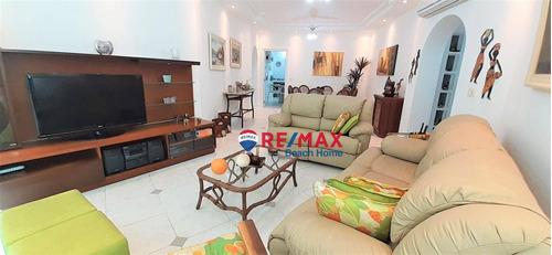Imagem 1 de 30 de Show De Apartamento Com 3 Dormitórios À Venda, 183 M² Por R$ 990.000 - Balneário Guarujá - Guarujá/sp - Ap3073