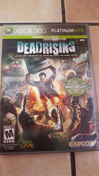 Dead Rising Original Xbox 360