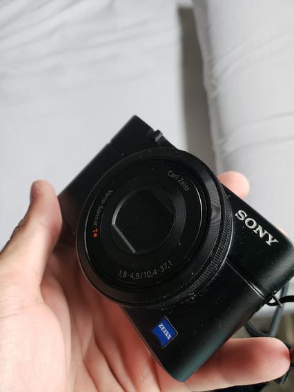 Sony Dsc Rx-100 20,2 Mp
