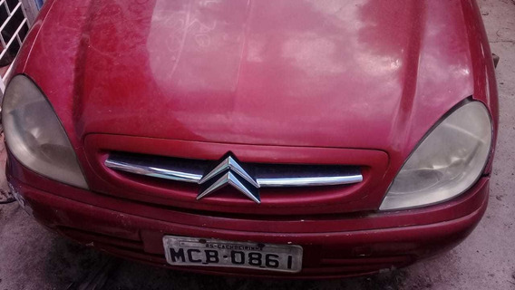 Citroën Xsara 1.6 Glx 5p Hatch 2002