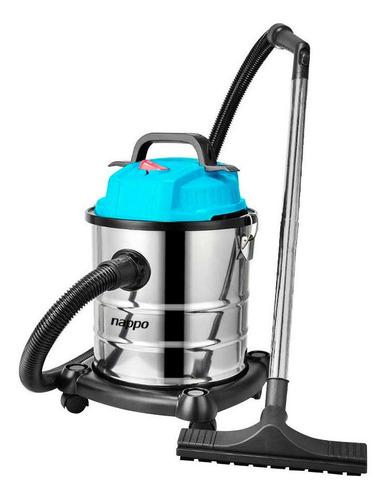 Imagen 1 de 5 de Aspiradora Industrial Nappo 1400w 20l Polvo Y Liquidos