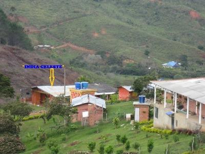 Vista Panoramica De 360 Grados Nombre India Celeste