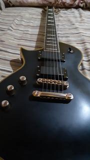 Esp Ltd Ec 1000 Lh Zurda Ebano Emg Gibson Fender Les Paul