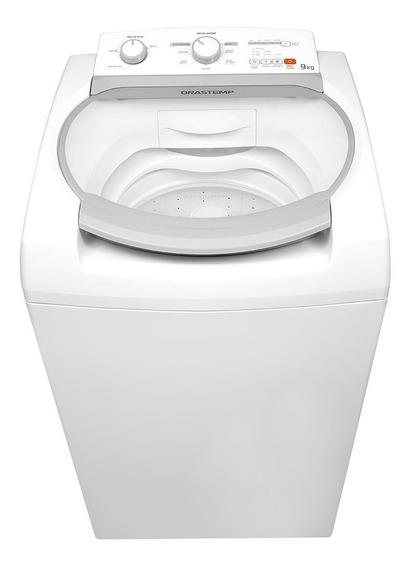 Lavadora de roupas automática Brastemp BWJ09A branca 9kg 220V