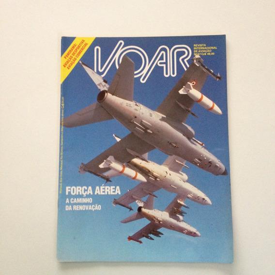 Revista Internacional De Aviação Voar Força Aéra N°57 F101