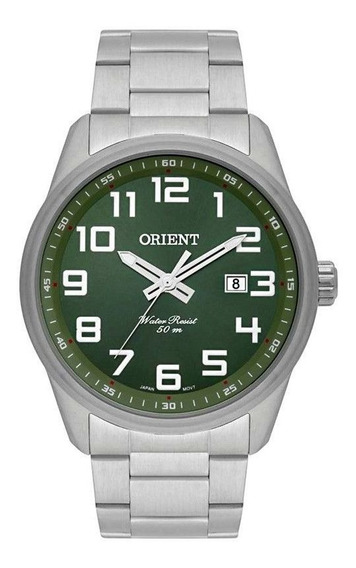 Relógio Orient Analógico Quartz Mbss1271 E2sx 42mm Wr50m