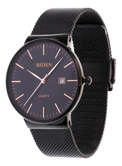 Biden Homens Quartz Relógio Moda Lazer Relógios Presentes Pr