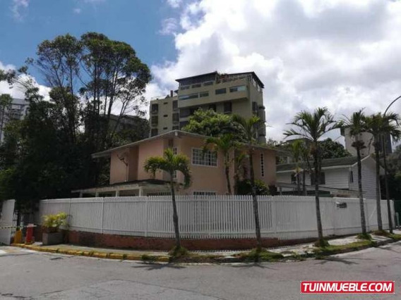 Tr 18-8146 Casa En Venta Los Naranjos Del Cafetal