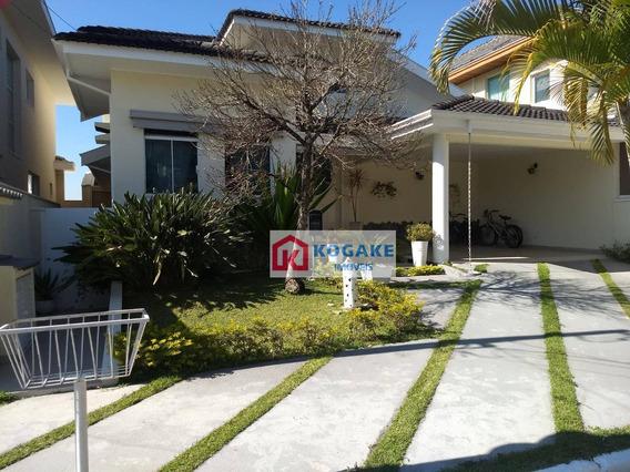Sobrado Com 5 Dormitórios À Venda, 300 M² Por R$ 1.080.000,00 - Urbanova - São José Dos Campos/sp - So0784
