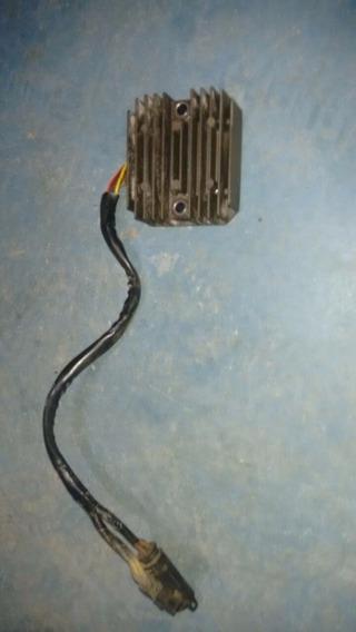 Retificador/regulador Original Bmw Gs 650 Funcionando 2011