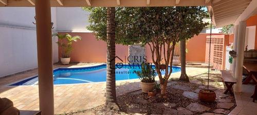 Imagem 1 de 18 de Casa À Venda, 348 M² Por R$ 1.400.000,00 - Condomínio Villa Romana - Indaiatuba/sp - Ca0193