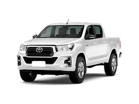 Toyota Hilux 2.8 Tdi Std Cab. Dupla 4x4 4p