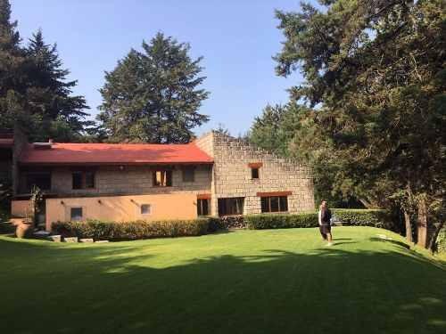 Contadero Residencia En Venta 2,373 M2