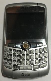 Teléfono Celular Blackberry Curve 8310 Liberado Para Reparar