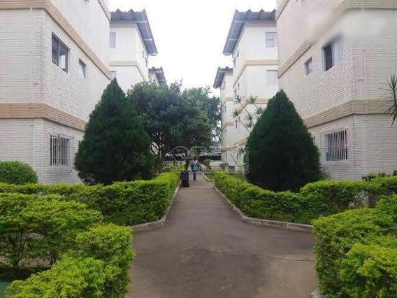 Apartamento Com 2 Dormitórios À Venda, 54 M² Por R$ 230.000 - Jardim - Santo André/sp - Ap9170