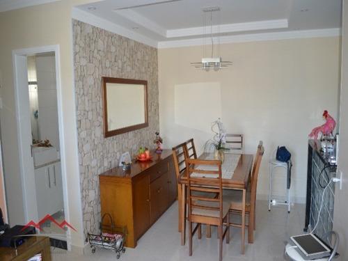 Excelente Apartamento No Condomínio Pleno Engordadouro Em Jundiaí - Sp - Ap00043 - 32626459