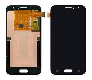 Para Galaxy Repuesto Pantalla Lcd Samsung J1 2016 Negro