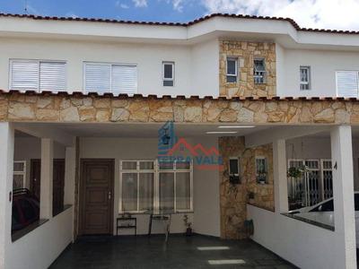 Lindo Sobrado Em Condomínio Fechado Na Vila Antonieta - So0055