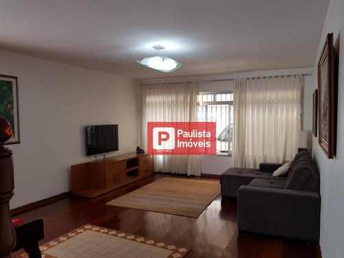 Sobrado Com 3 Dormitórios À Venda, 210 M² Por R$ 1.597.000,00 - Chácara Santo Antônio (zona Sul) - São Paulo/sp - So3368