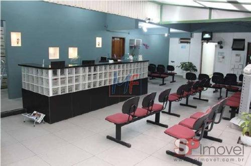 Imagem 1 de 2 de Ref: 10.980 Maravilhoso Prédio  Comercial  , Era Antiga Clinica Médica 450 M², 23 Salas,5 Salas De Espera, 4 Escritórios, 1 Cozinha  Em  Santana. - 10980
