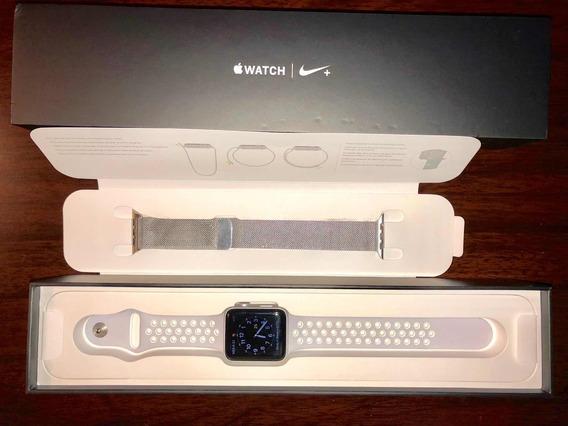 Apple Watch Nike + Serie 2 42mm Alum Correa De Regalo
