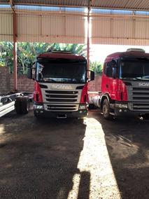 Scania G 420 Ano 2011 6x4 Traçado Retardo Km 368.880