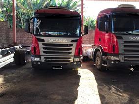 Scania G 420 Ano 2011 6x4 Traçado