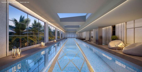 Apartamento Para Venda Em São Paulo, Santo Amaro, 3 Dormitórios, 1 Suíte, 2 Banheiros, 2 Vagas - Cap2955_1-1343440