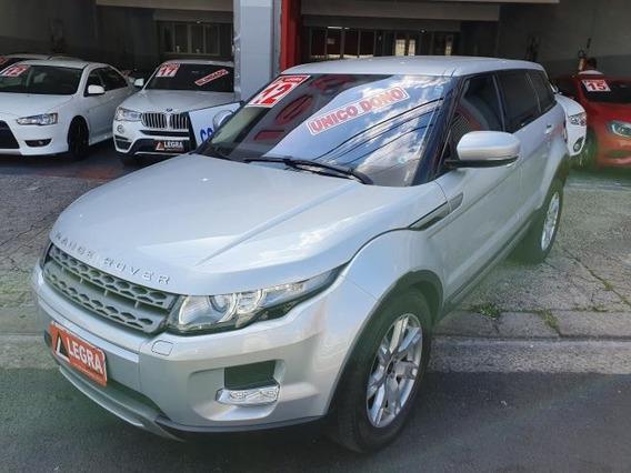 Land Rover Evoque 2.0 Pure Tech 4wd 2012