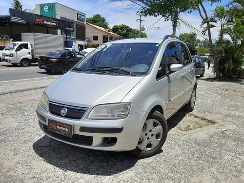Fiat Idea 2007 1.8 Hlx Flex 5p