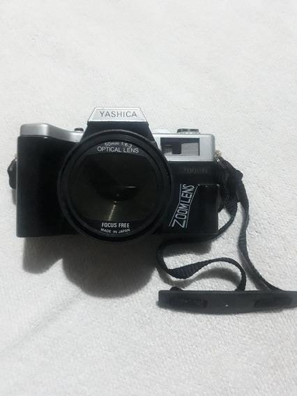Câmera Fotográfica Analógica Yashica Zoomlens 2000 N