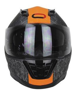 Casco Roda Super Star Pro Gris-nar Neon Mat