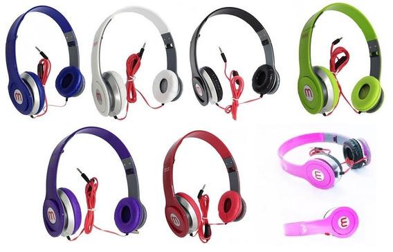 15 Fone Ouvido Mex Style Headphone Celular Smartphone Radio