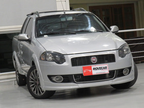 Fiat Strada 1.8 Mpi Sporting Ce 8v Flex 2p Manual