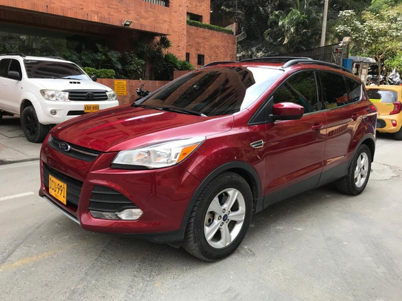 Ford Escape Se 4x4 2014 41.000 Km Sunroof Las Mas Full