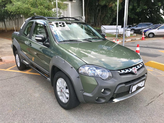 Fiat Strada 1.8 Mpi Adventure Locker Ce 16v Flex 2p