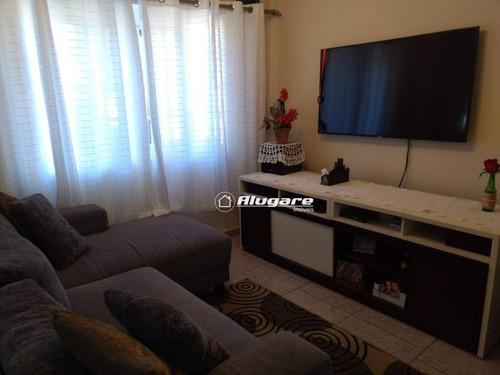 Sobrado Com 4 Dormitórios À Venda, 180 M² Por R$ 626.000,00 - Vila Rosália - Guarulhos/sp - So0696