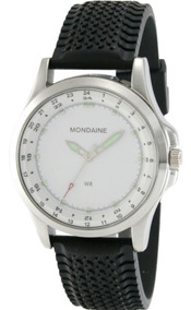Relógio Mondaine Masculino Analógico Ref. 76063g0bbnzb 45mm