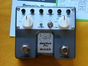 Pedal Para Guitarra Mooer Twin Shim Verb Pro