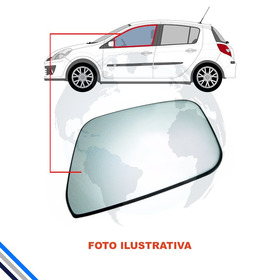 Vidro Porta Dianteira Esquerda Polo Hatch/sedan 02-14 - Vt