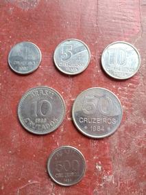 Moedas Antigas: Cruzeiro, Cruzado