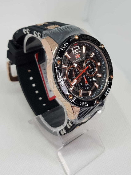 Relógio Mini Focus Mf0349g - Cronógrafo -original