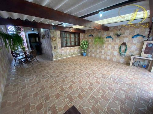 Imagem 1 de 26 de Casa Com 2 Dormitórios À Venda, 130 M² Por R$ 350.000,00 - Caiçara - Praia Grande/sp - Ca0219
