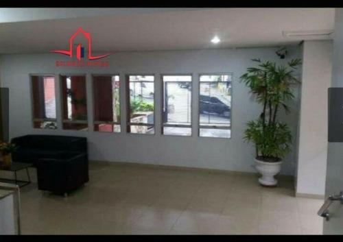 Apartamento A Venda No Bairro Sé Em São Paulo - Sp.  - 2590-1