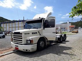 Scania T113 6x2 Ano 1997