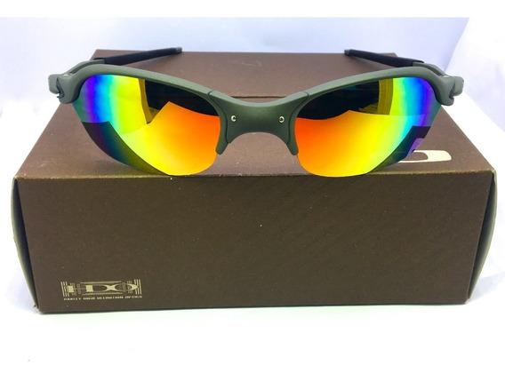 Oculos Oakley Romeo 2 Xmetal Lente Arco Íris Penny Juliet