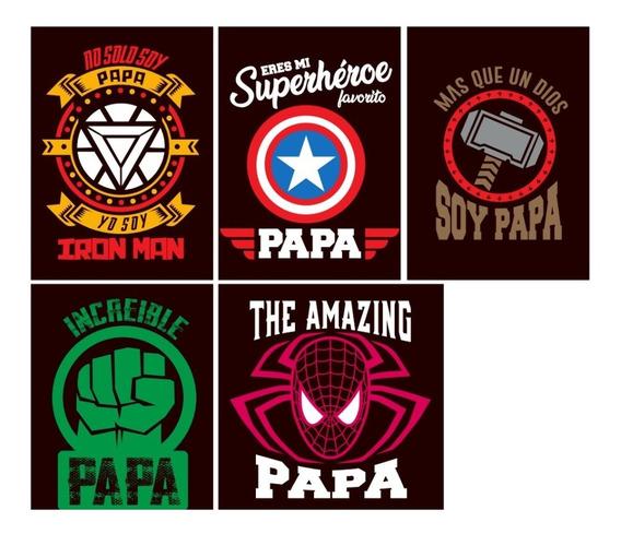 Mega Pack Día Del Padre Sublimar Vinil Tazas Playeras Tarros