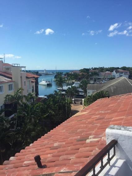 Apartamento Amueblado En Alquiler En La Marina, Casa De Campo